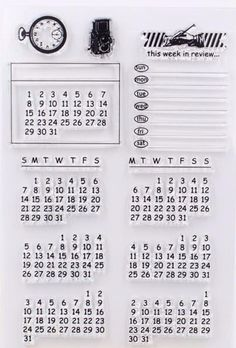 Rubber stamp stamp of calendar business card size this would be rubber stamps calendar stamp travel stamps reheart Image collections