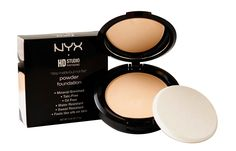 NYX Stay Matte but not Flat powder foundation. Have loved every NYX product I've bought, great quality for the price Revlon Colorstay Foundation, Drugstore Powder Foundation, Best Drugstore Powder, Best Foundation For Oily Skin, Liquid Foundation, Makeup Foundation, Foundation Routine, Drugstore Beauty, Maybelline