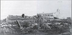 Mission San Luis Rey circa 1890
