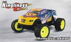 HSP Kingliness 94286 1:16 Scale RC Nitro Monster Truck