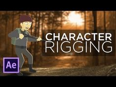 This is a awesome 4 part series for beginner After Effects Users. It helped me fill in the missing pieces. Cartoon Animation Tutorial - Part 1: Body Rigging - YouTube
