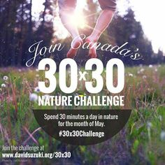 Nature Challenge!
