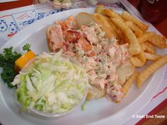 East End Taste – Food and Restaurant Review Blog for Long Island's Hamptons and North Fork – The Lobster Roll for LUNCH