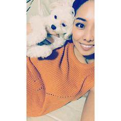 Hello🐶my puppy  久々に愛犬コナンに癒されたひと時🐶🍭 #love#mypuppy#sweet#dog#愛犬 #トイプードル ✖️#マルチーズ #我が家の#名探偵コナン 👣