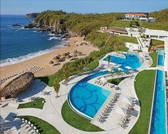 Huatulco, Mexico: Secrets Resort