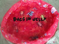 Bugs in Jelly