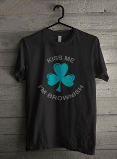 Kiss Me Im Brownish