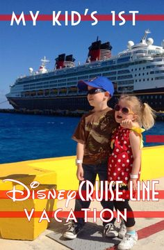 My Kids' First Disney Cruise. Is it magical?