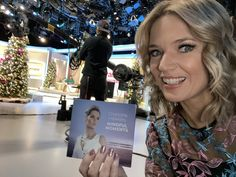 """Charlotte Hawkins on Twitter: """"Here in the @lorraine studio, about to chat to the lovely @reallorraine about my new #MindfulMoments album!!… """""""