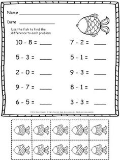 I& so excited and thankful for all of you for your support! Language Arts and Math FREEBIE – Here's a FREEBIE for you to . Math Writing, Math 2, 1st Grade Math, Kindergarten Math, Preschool, Addition Words, Math Addition, Classroom Freebies, Math Classroom
