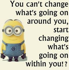 Funny Minion pictures with quotes PM, Wednesday July 2015 PDT) – 10 pics Minions Images, Funny Minion Pictures, Minions Love, Minions Quotes, Minion Things, Despicable Minions, Minion Humor, Great Quotes, Funny Quotes