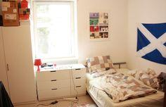 WG-Zimmer im Stuttgarter Süden.  Wohnen in Stuttgart Süd.  #WGZimmer #Wohnung #Stuttgart #Süden