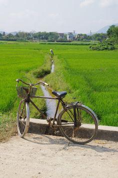 Bike tour around Vietnam