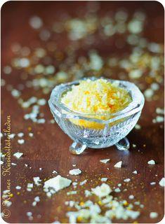 Orangen- und Zitronenpulver und was man alles damit anstellen kann Homemade Curry Powder, Food Club, Food Gifts, Homemade Gifts, Orange, Food Inspiration, Bakery, Clean Eating, Favorite Recipes