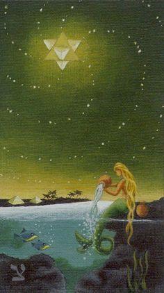 Sun & Moon Tarot - The Star