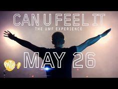 CAN U FEEL IT brengt de UMF Experience naar de bioscoop. Een film over een nieuwe generatie gezien door de ogen van 's werelds populairste DJ's.Tiësto, Afrojack, David Guetta, Carl Cox, Armin van Buuren, Avicii en Fedde le Grand nemen de kijkers mee op een opwindende reis door UMF Miami en de wereld van de dance. De film heeft het gevoel en de snelheid van een muziekvideo gemixt met verhalen over de artiesten, het evenement en vooral de wereldwijde populariteit van dance muziek.