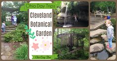 Cleveland Botanical Garden ~ Ohio Day Trips from Our Cozy Den