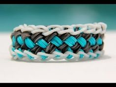 Rainbow Loom Nederlands Chinese Finger Trap - YouTube