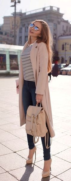 Pretty Ways to Wear Soft and Girly Blush Outfits