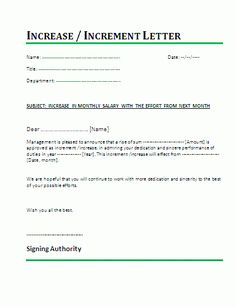 Advance salary request letter template is a formal letter composed salary increase template word excel pdf templates altavistaventures Gallery