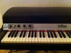 Fender Rhodes Mark I Suitcase 73 #Rhodes
