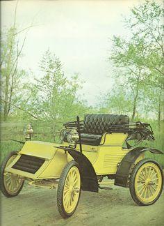 1902 HAYNES-APPERSON -