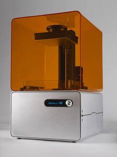 3D Printer http://www.kickstarter.com/projects/formlabs/form-1-an-affordable-professional-3d-printer#