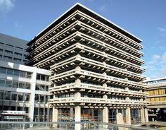 香川県庁 東館