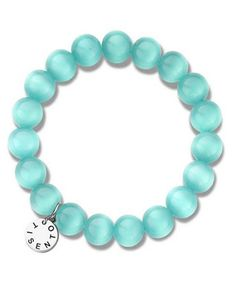Ti Sento 2524 Aqua Green Bracelet  Available at: www.always-forever.com