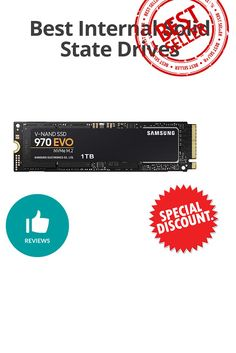Best Internal Solid State Drives - Discount and review Samsung