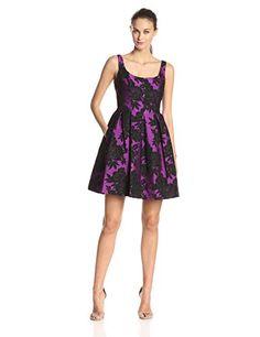 Jill Jill Stuart Women's Sleeveless Floral Party Dress List Price: $378.00 Sale Price: $152.73
