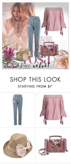 """""""RoseGal 29"""" by followme734 ❤ liked on Polyvore"""