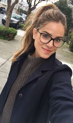 fc9aec8745e 34 Best Glasses outfit images