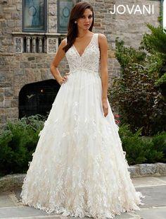 Jovani Wedding Dress JB92931