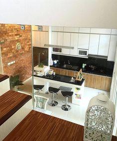 Design Kitchen Set Modern model keramik lantai dapur sederhana modern | dapur minimalis
