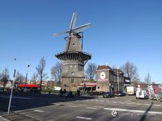 """What is a classic Dutch landscape without a windmill or two? The so-called """"molen"""" are one of the most recognizable symbols of The Netherlands. A curious fact is that the windmills actu…"""