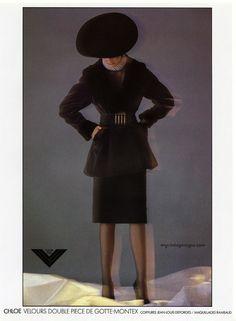 Fashion by Chloe, 1979