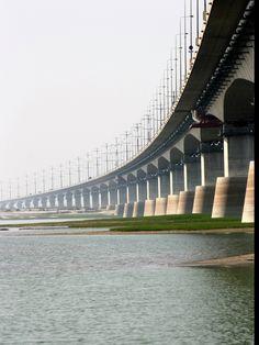 Jamuna Bridge, Bangladesh