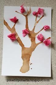 Spring Tree Card