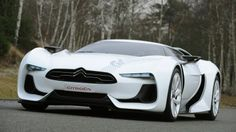 French Concept Cars: Citroën GT Concept Plus Citroen Ds, Psa Peugeot Citroen, Maserati, Ferrari 458, Supercars, Citroen Concept, Top Cars, Sexy Cars, Amazing Cars