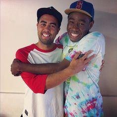Koston and Tyler the Creator