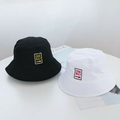 c547063cafe Street Style Bucket Hat Fashion Embroidery Sunhat Hip-hop Style Cap Unisex  Hat  fashion