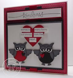 Stampin with Paula: Owl Punch