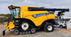 2018 New Holland New Holland, Harvest Time, Tractors, Monster Trucks, Vehicles, Rolling Stock, Tractor, Vehicle