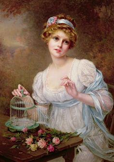 Francois Martin-Kavel - The Empty Birdcage.
