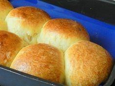 Фото к рецепту: Творожные булочки — нереально мягкие