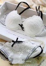 Hot Sexy e elegante sutiã e calcinha Set Underwear push up Bra Sexy ls projeto mulheres sutiã Lingerie grátis frete(China (Mainland))