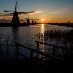 Windmills....