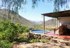 Escape to Tierhoek Cottages in Robertson for the ultimate relax Eco Cabin, Self Catering Cottages, Weekends Away, Garden Pool, Places Of Interest, Holiday Destinations, Amazing Nature, Outdoor Gardens, Outdoor Living