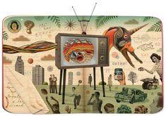 I collage di Michael Waraksa - Il Post
